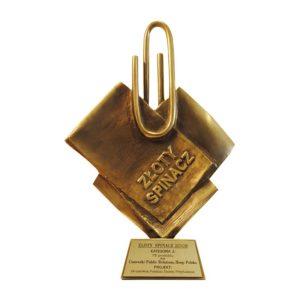 Golden Clip (Złoty Spinacz) 2009